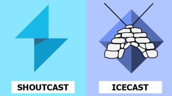Icecast vs Shoutcast