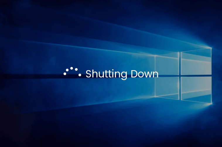 How to Shut Down Windows 10 Via Command Prompt