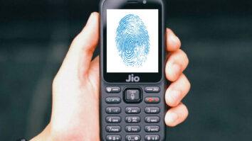 How to Use Fingerprint Scanner App on JioPhone