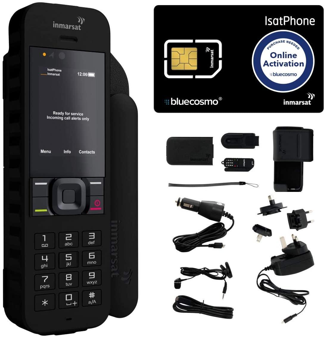 BlueCosmo Inmarsat IsatPhone 2