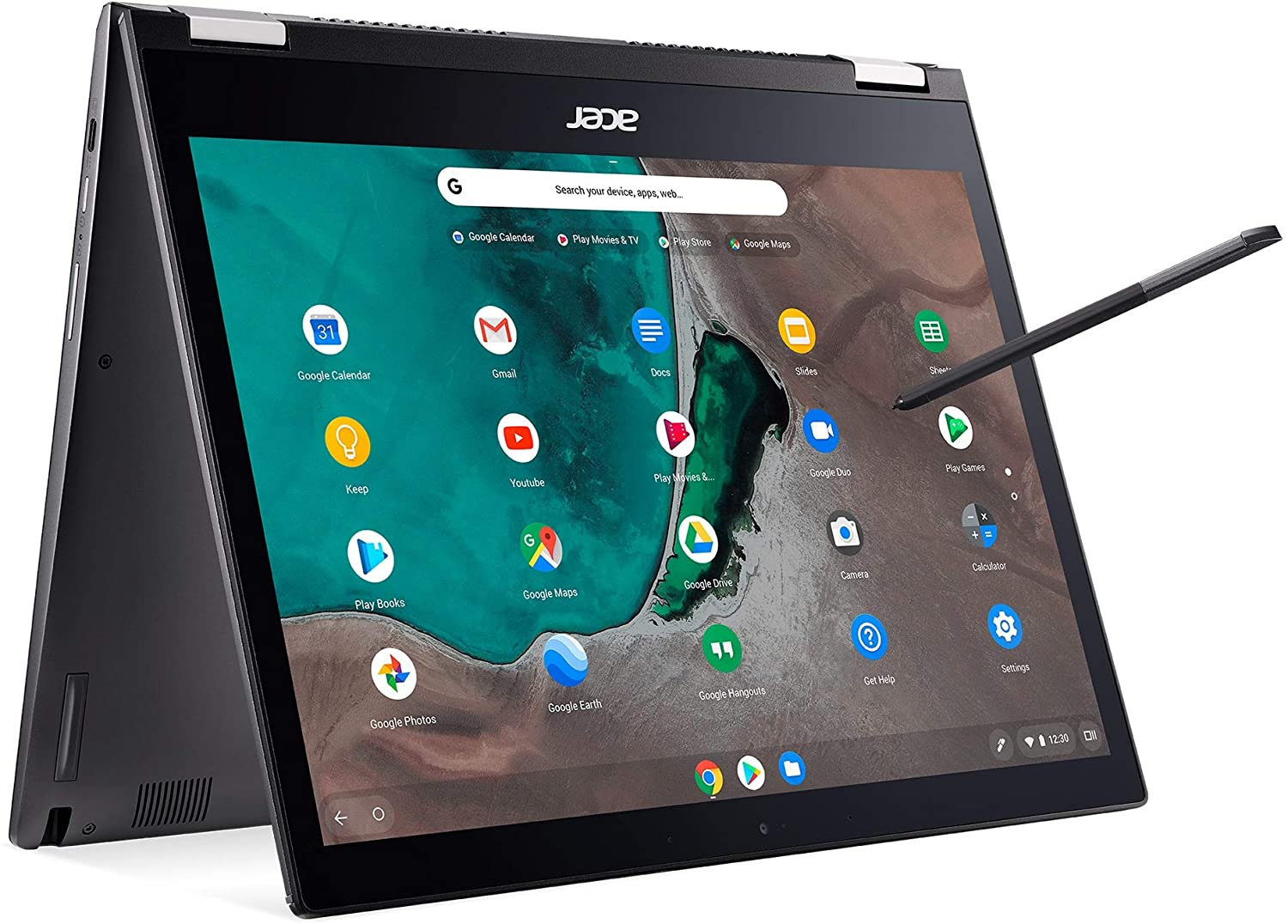 Acer Chromebook Spin Convertible Laptop