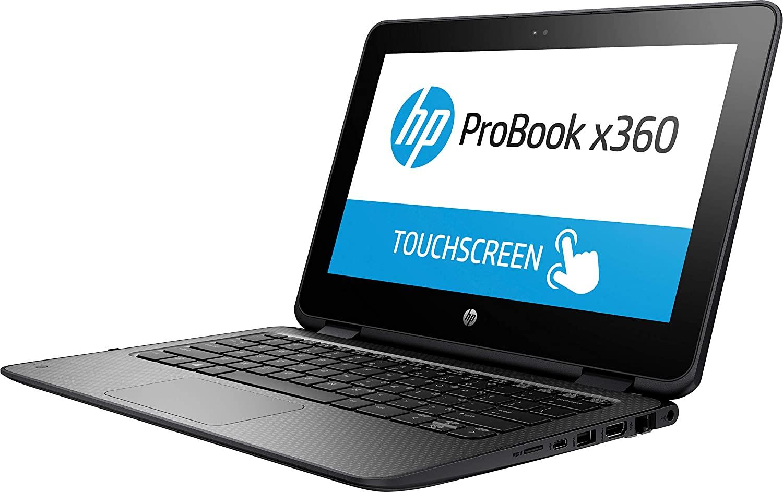 HP ProBook 11.6 Inch Touchscreen 2-in-1 Laptop