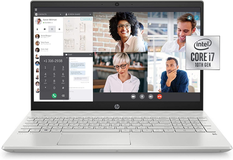 <strong>HP 15-cs3019nr Pavilion Intel Core i7 Laptop</strong>