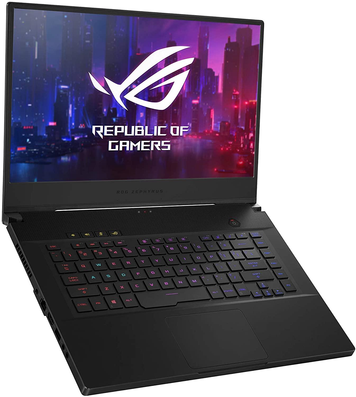 ASUS ROG GU502GW-AH76 Zephyrus M Thin & Portable Laptop
