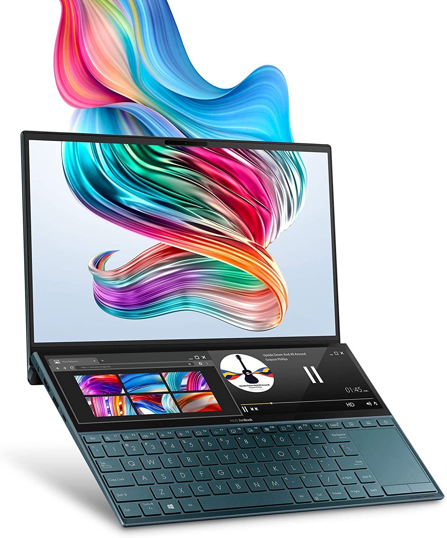ASUS ZenBook Duo UX481 14 Inch Laptop