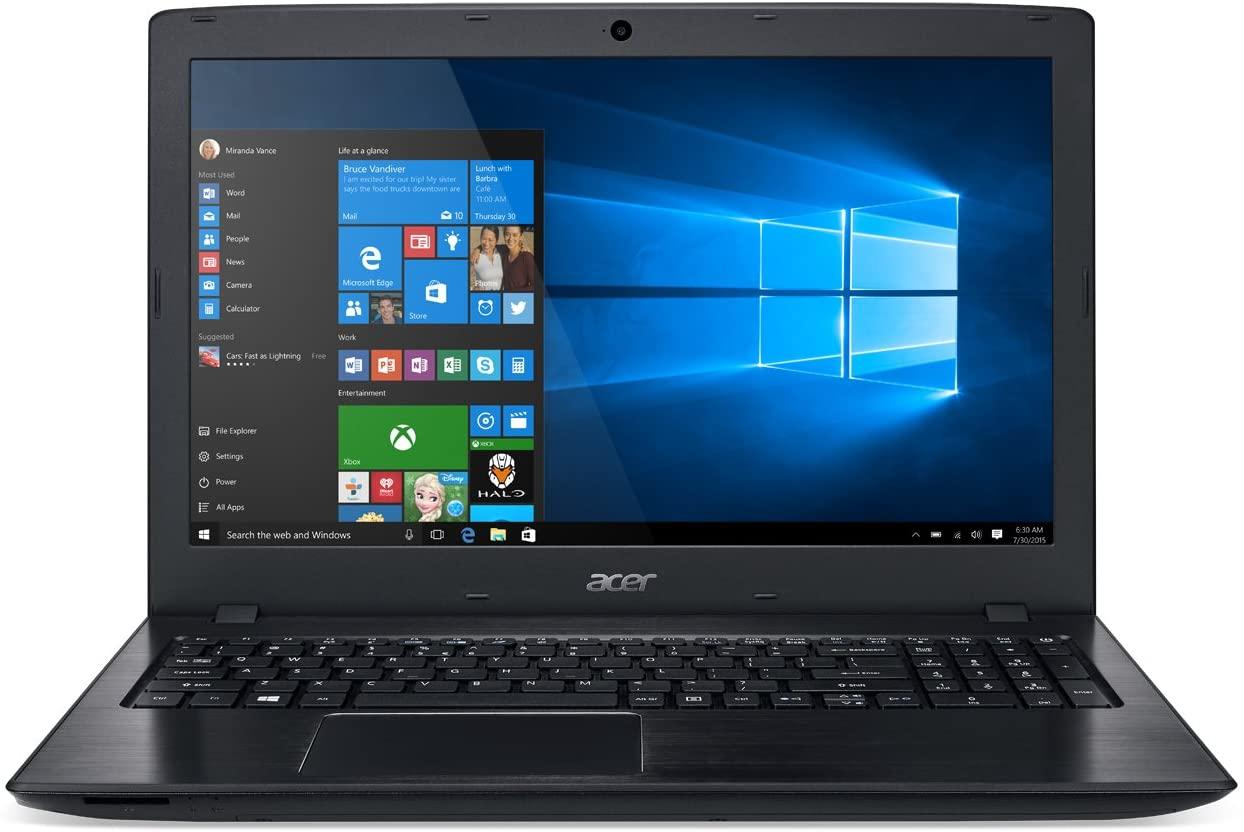 Acer Aspire E 15 Intel Core i7 Laptop