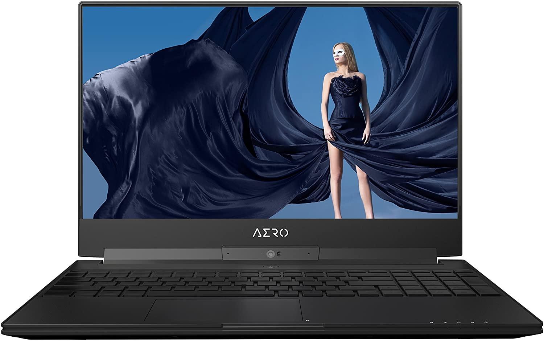 GIGABYTE Aero 15X v8-BK4 Ultra Slim Laptop