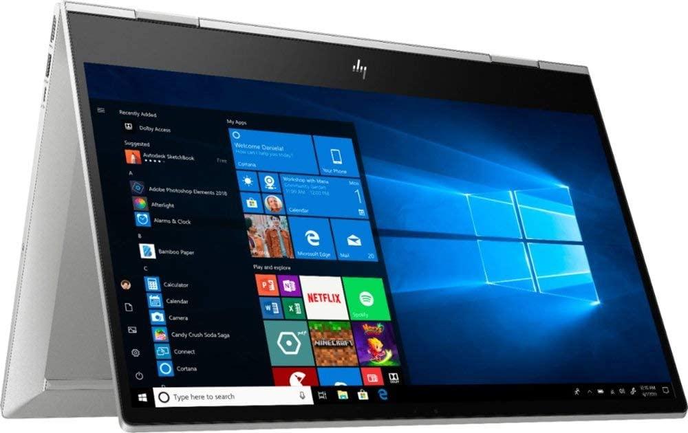 HP Envy x360 FHD Touch Laptop