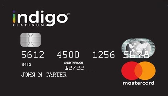 MyIndigoCard credit card guide