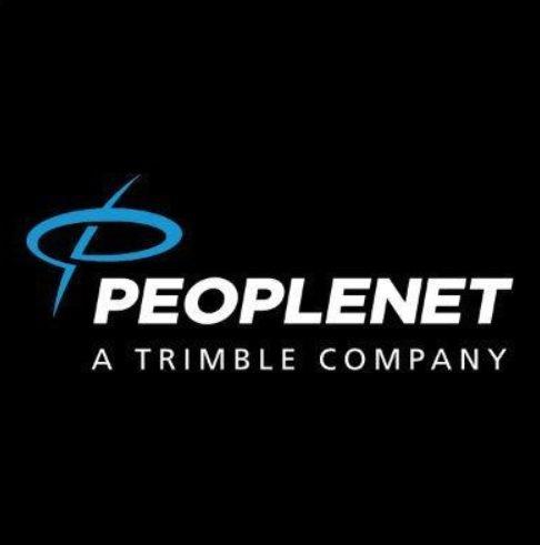 PeopleNet by Trimble pfm logo