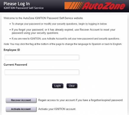 AZpeople account registration process