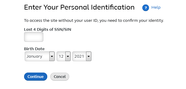 mywmtotalrewards forgot password
