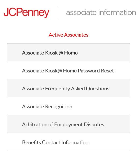 jcp associate kiosk login guide