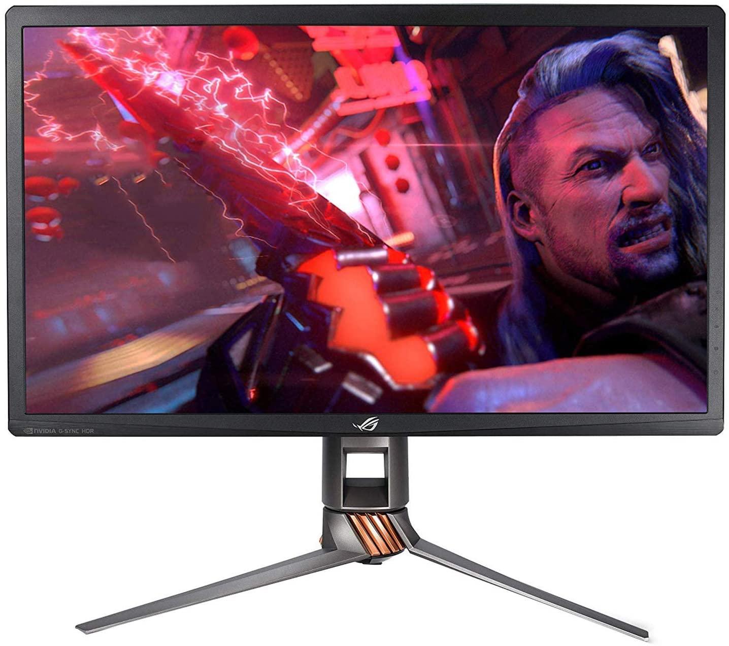 <strong>ASUS ROG Swift 27″ 4K Gaming Monitor</strong>