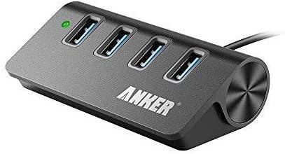 Anker USB 3.0 Unibody Aluminum Portable Data Hub