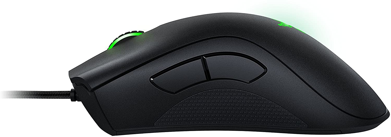 Razer DeathAdder Chroma - Multi-Color Ergonomic Gaming Mouse