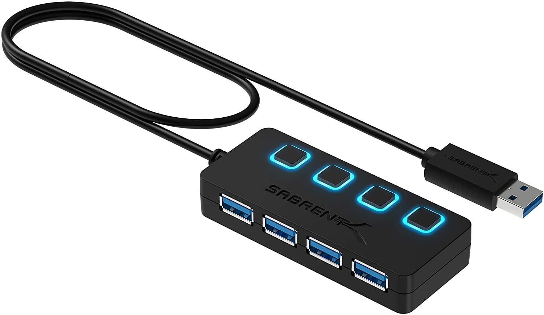 Sabrent USB 3.0 Hub