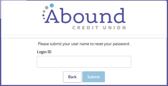 abound credit union forgot password guide