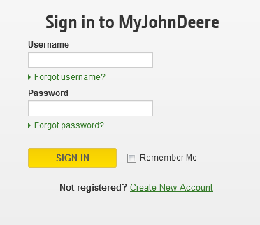 myjohndeere login / sign in guide