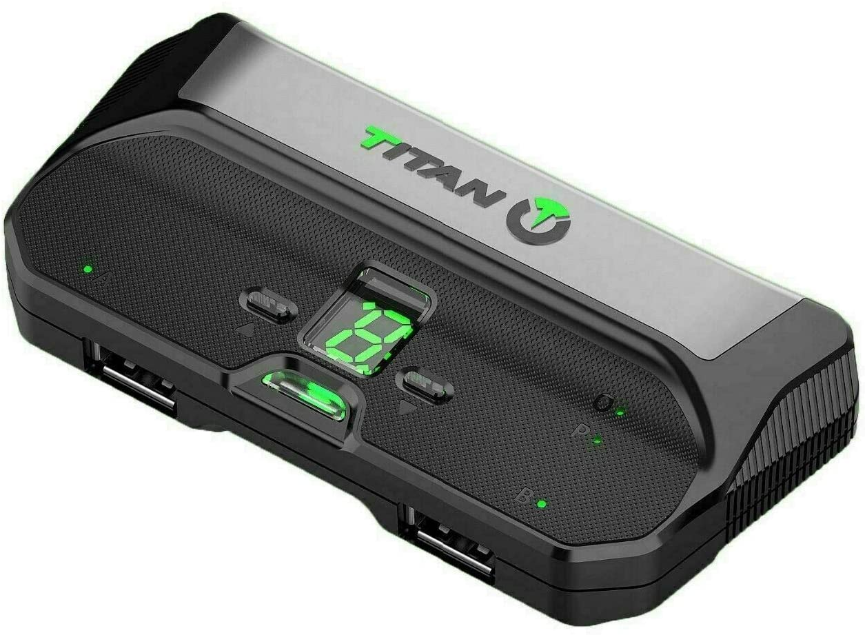 Titan Two Games Console Cross-Platform Controller Converter and Adapter
