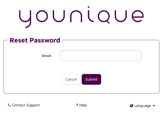 younique payquicker password reset