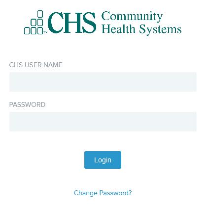 chs advanced learning login