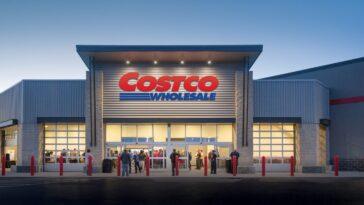 costco wholesale store picture
