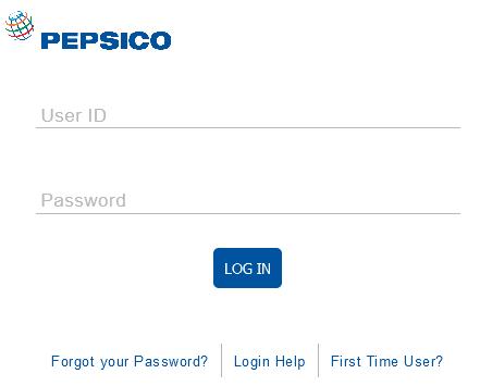 mypepsico login