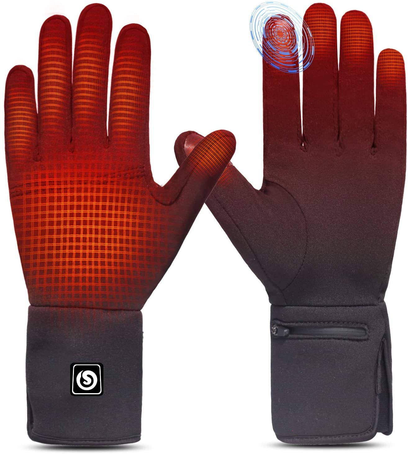 Heated Glove Liners for Winter