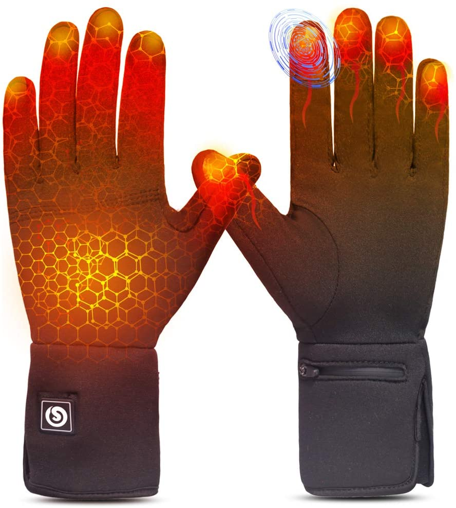 Heated Gloves for Raynaud's Syndrome