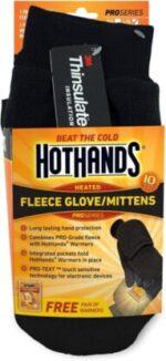 HotHands Heated Fleece Glove