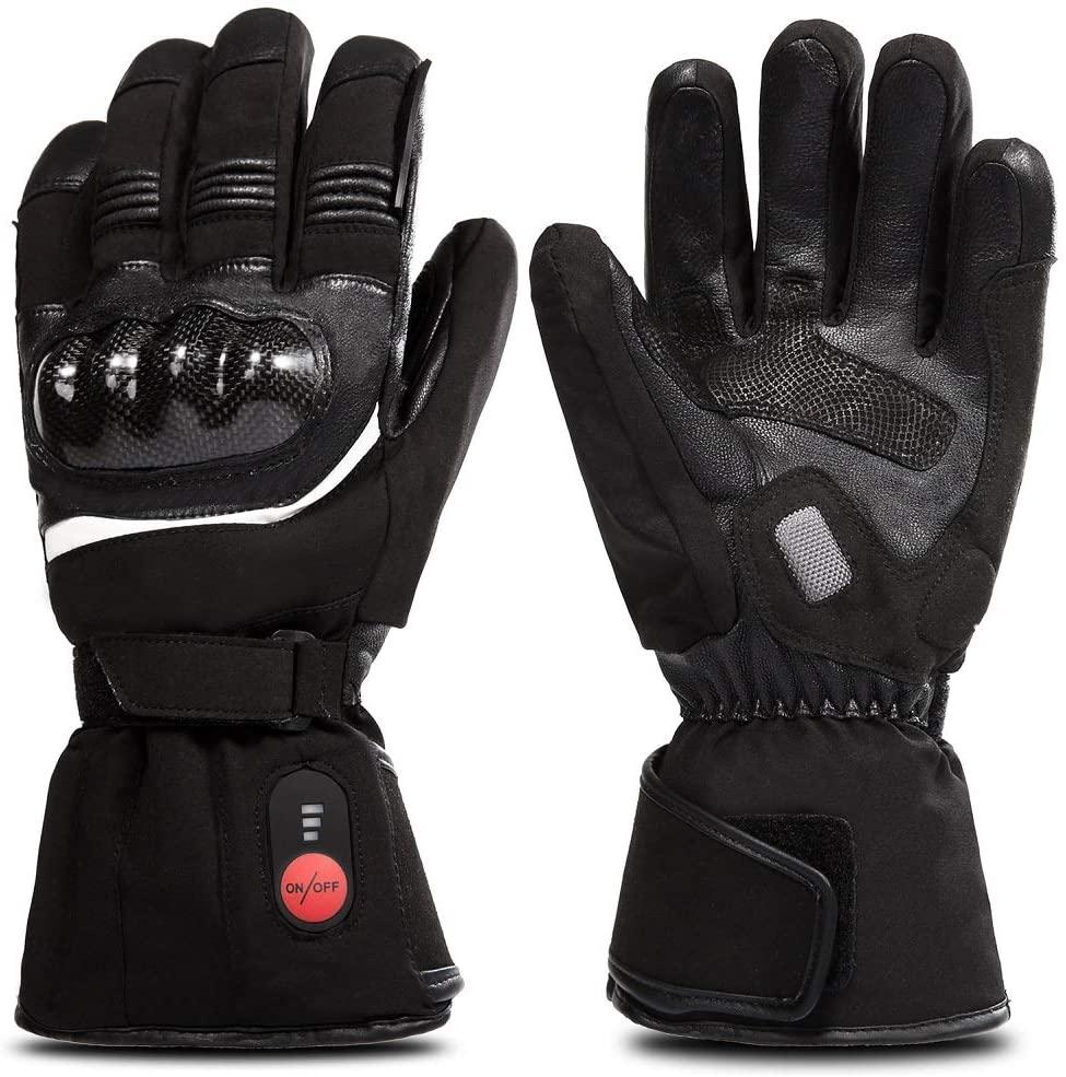 SAVIOR HEAT Motorcycle Gloves