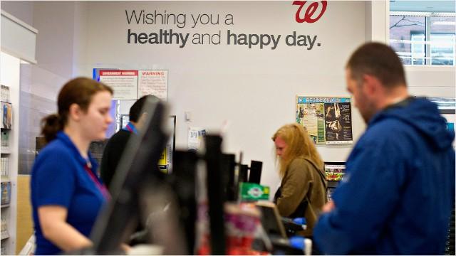 Walgreens Employees