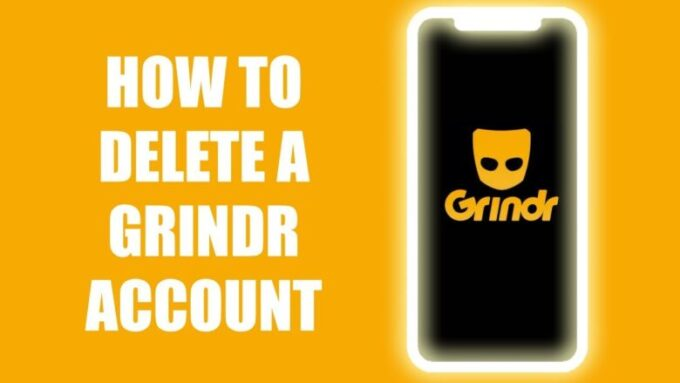 Steps to Delete a Grindr Account