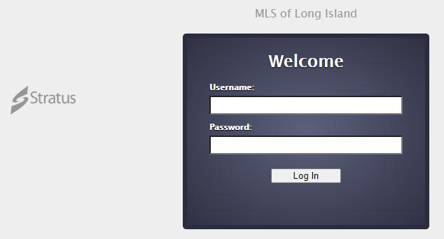 MLSStratus Login