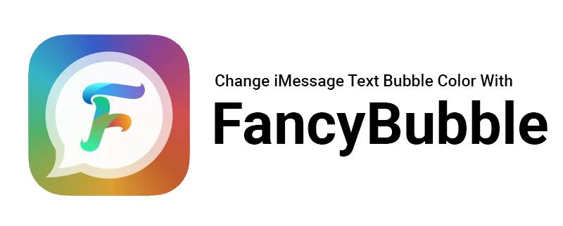 Change iMessage Text Bubble Color